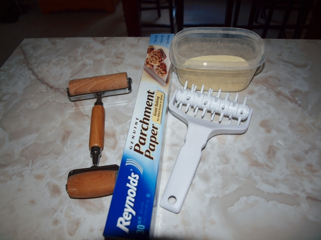 My Favorite Homemade Pizza Making Tools
