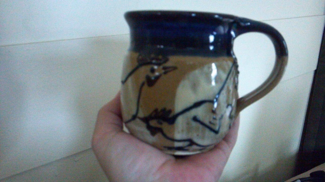 Local Pottery from Saluda, NC